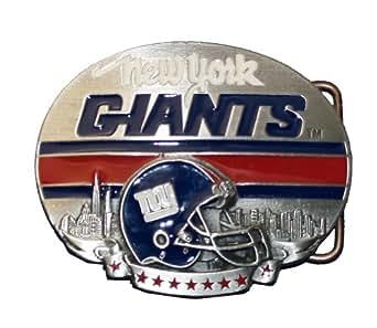 New York Giants Motif boucle de ceinture