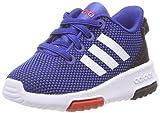 adidas Unisex-Kinder Racer TR Fitnessschuhe, Blau (Azalre/Ftwbla / Roalre 000), 25 EU
