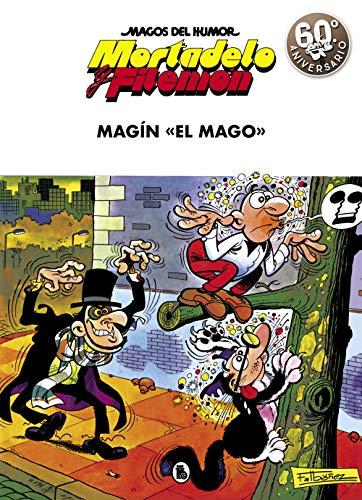 Magín el mago (Magos del Humor 17) (Bruguera Clásica)