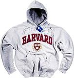 Harvard Camiseta Sudadera con Capucha Camiseta Universidad Derecho de la Empresa Ropa Prendas de Vestir Gris Gris Large
