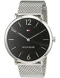 Tommy Hilfiger Herren-Armbanduhr Sophisticated Sport Analog Quarz Edelstahl 1710355