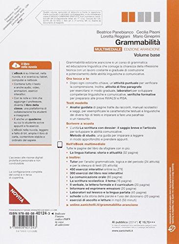Grammabilità. Ediz. arancione. Per le Scuole superiori. Con e-book. Con espansione online