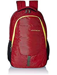 Aristocrat Revo 30 Ltrs Red Casual Backpack (BPREVO2RED)