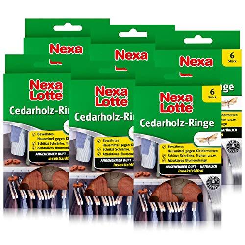Nexa Aus echtem, unbehandelten Cedarholz