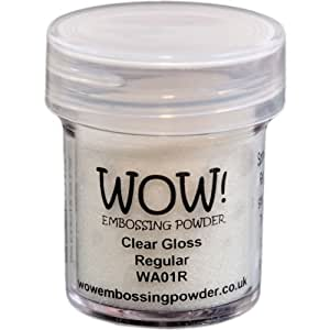 WOW! Embossing Powder 15ml-Clear Gloss