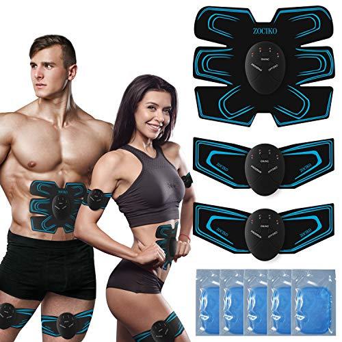 Zociko Electroestimulador Muscular Estimulador Muscular