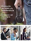 Mpow H12 Auriculares Bluetooth Inalámbricos, 30 Hrs de Reproducción, Bajo Potente, Cascos Diadema Bluetooth con Reducción Activa de Ruido, Auriculares Cerrados Plegable con Micrófono para Móvil TV,VER