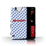Phone Case/Cover for Sony Xperia C4/Man Utd 1990 Away