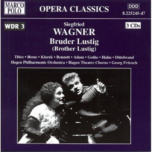 Bruder Lustig, Op. 4: Intro to Act 2