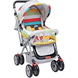 R for Rabbit R For Rabbit Lollipop Lite The Colourful Baby Stroller And Pram (Rainbow Multi Color)