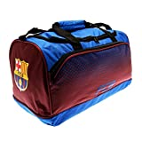 FC Barcelona Official - Bolsa de deporte oficial del FC Barcelona (Talla Única) (Azul/Rojo)