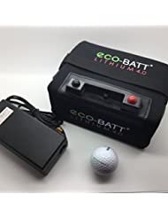 MINI BATERIA DE LITIO PARA CARRITOS DE GOLF 12V 18AH CARGADOR DE REGALO