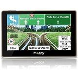 Mappy ULTI E538 GPS Eléments Dédiés à la Navigation Embarquée Europe Fixe, 16:9...