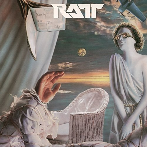 Ratt: Reach for the Sky (Lim.Collectors Edition) (Audio CD)