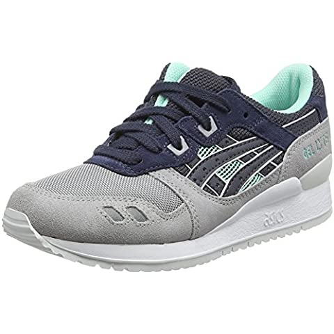 Asics H6x2l, Zapatillas de Trail Running Unisex Adulto