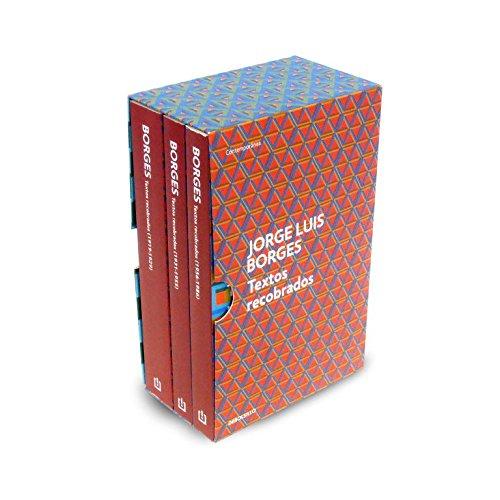 Textos recobrados (estuche con Textos recobrados 1919-1929 | Textos recobrados 1931-1955 | Textos recobrados 1956-1986) (CONTEMPORANEA)
