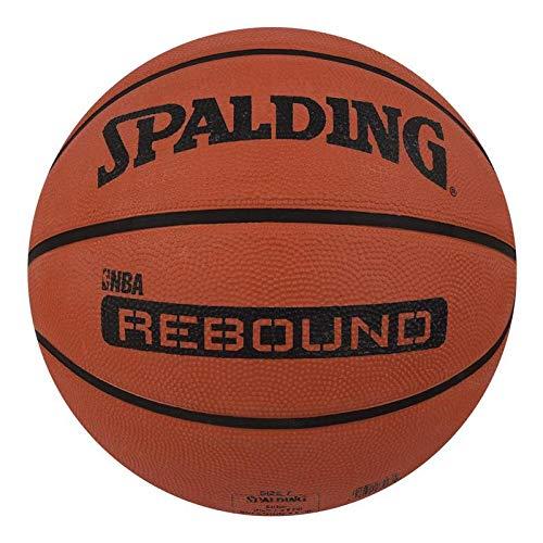 Spalding BB-SPALDING-NBA-Rebound-Brick-7 Basketball, Size 7 (Orange)