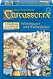 Schmidt Spiele Hans im Glück 48131 - Carcassonne 1. Erweiterung