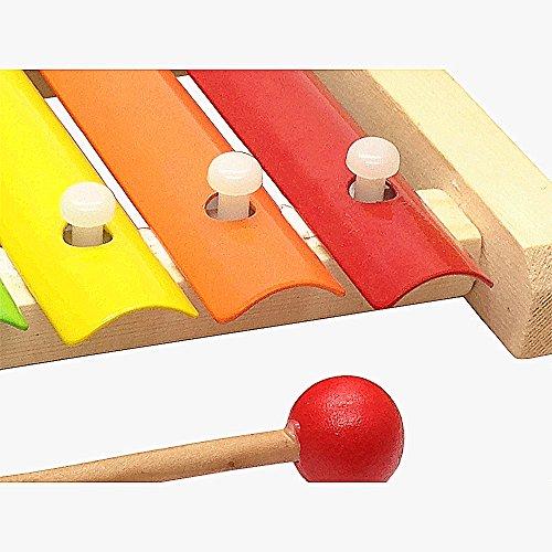 Madera-multicolor-del-xilfono-de-madera-juguetes-musicales-del-instrumento-para-Bebs-y-Nios-8-tonos-de-las-notas-de-comps-2-Mazos