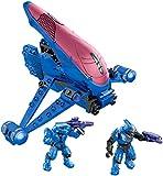 Mega Bloks DBB46- Halo Blue Series Banshee