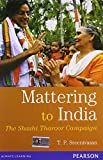 Mattering to India: The Shashi Tharoor Campaign, 1e