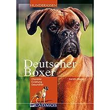 Deutscher Boxer: Charakter, Erziehung, Gesundheit (Hunderassen)