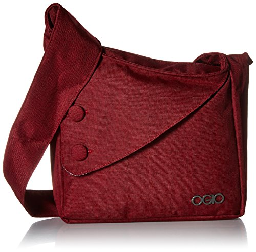 OGIO 114007.551 Hinterradgepäckträger Brooklyn Purse, Wine