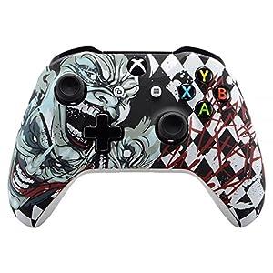eXtremeRate Case für Xbox One X/S Controller,Hülle Cover Case Oberschale Gehäuse Skin Faceplate Schale Shell für Xbox…