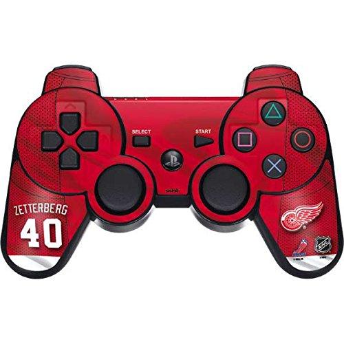 "PS3 Tilpasset Modded Controller ""Exclusive Design- Detroit Red Wings # 40 Henrik Zetterberg "" Destiny, spøgelser Zombie Auto Aim, Drop Shot, Fast Reload & MORE"