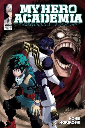 My Hero Academia, Vol. 6 Cover Image