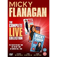 Micky Flanagan The Complete Live Collection