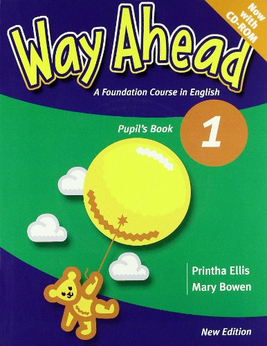 Way Ahead New Edition Level 1 Pupils Boo
