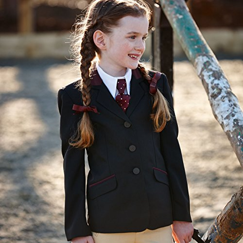 Dublin Atherstone Childs Competition Jackets 32 inch Black