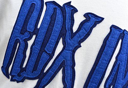 RDX Gym Kurzarm T Shirt Sporthemd Herren Trainingsshirt Präsentationsshirt Sportshirt Bodybuilding Freizeitshirt Crossfit Weiß