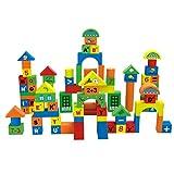 Sharplace Kinder Schaumstoffe Baustein Puzzle Spielzeug (70 Pcs )