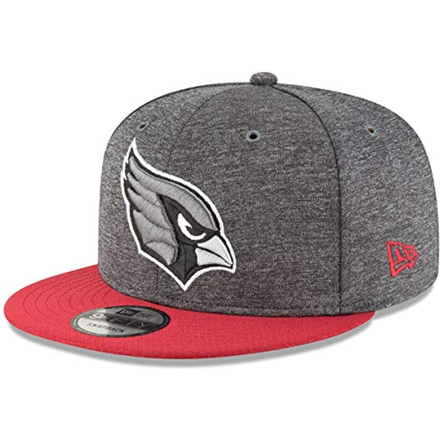 sports shoes b8483 1497d A NEW ERA Era Arizona Cardinals 9fifty Snapback NFL 2018 Sideline Home  Graphite Graphite - S-M