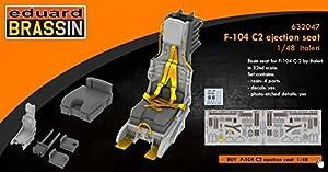 Eduard EDB632047 - Kit de Asiento de expulsión (brassin 1:32, F-104C2)