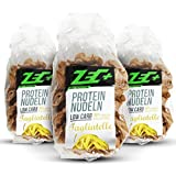 ZEC+ PROTEIN Low Carb NUDELN 3er Pack - 3 x 250g MADE IN GERMANY