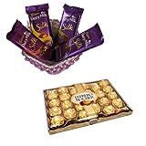 Cadbury Carnival With 24 Pcs Ferrero Rocher