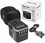 Best Accessory Power Iphone 6 Headphones - CleverTrips Universal Travel Power Adapter All in One Review