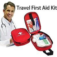 Ballylelly 15PCS / Satz Tragbare Größen-Notüberlebens-Tasche im Freien kampierende Reise-Auto-Erste-Hilfe-Tasche-Erste... preisvergleich bei billige-tabletten.eu
