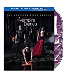 Vampire Diaries: The Complete Fifth Season [USA] [Blu-ray]