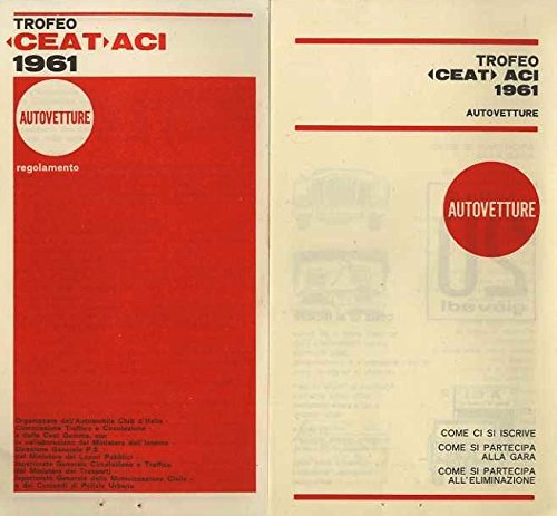 trofeo-ceat-aci-1961-regolamento-autovetture