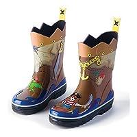 Kidorable Rain Boots (UK5, Pirate)
