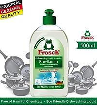 Frosch Sensitive Vitamin Dishwashing Liquid - 500 ml