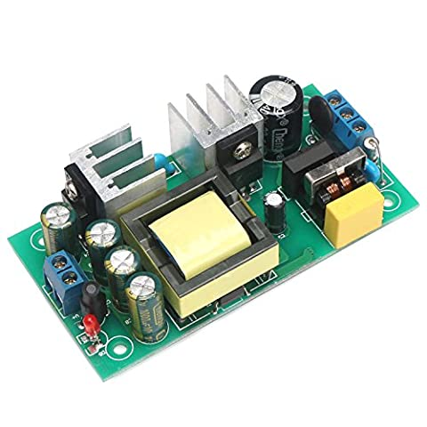 DROK® Switching Power Supply 5V Module, AC 90~240V to DC Step Down Buck Converter, 15w Switch Mode Power Supply Suitable for Power Adapter/ Industrial Equipment/ Microcontroller