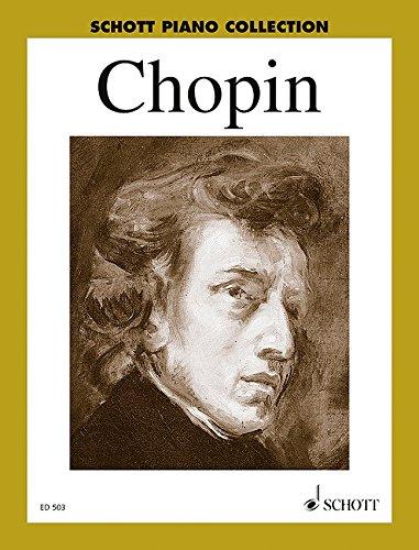 Ausgewählte Klavierwerke: 38 beliebte Stücke in 2 Bänden. Vol. 1. Klavier. (Schott Piano Collection)