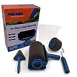 Paint Runner Pro Roller Pinsel Griff Werkzeug Home Garten Schnell Malerei Set