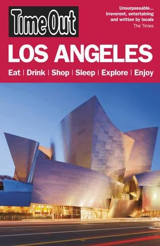 Time Out Los Angeles City Guide (Time Out Guides)