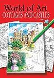 Martello UK Livres de coloriages pour adultes World of Art A4